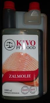 Zalmolie  1 Liter
