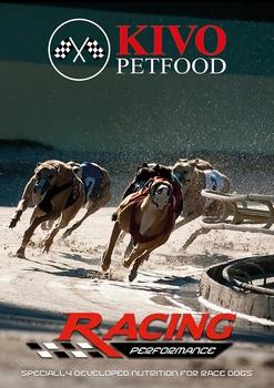 Racing Perfomance - Race Dogs Natuurlijk Geperste Brok  15 kg