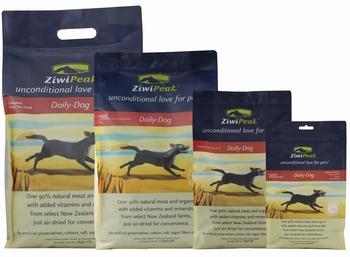 ZiwiPeak Lucht Gedroogd Hertenvlees  5 kg
