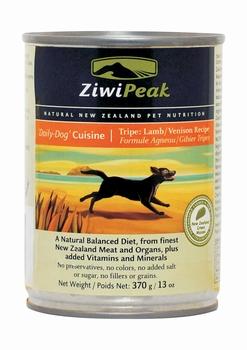 ZiwiPeak Cans - Vers Lam, Hert en Pens  12 x 370 Gram