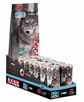 Alpha Spirit Dogs Ristra Sticks Vis  4 Sticks