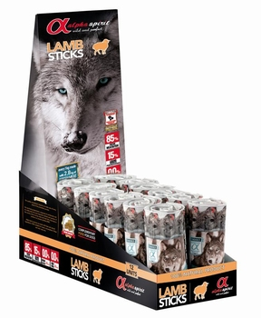 Alpha Spirit Dogs Ristra Sticks Lam  4 Sticks