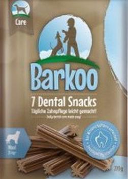 Barkoo Dental snacks   7 Stuks