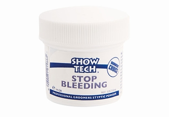 Show Tech Stop Bleeding Styptic Poeder  Potje 14 Gram