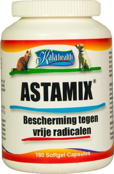 Astamix for dogs & cats  180 Softgel Cap