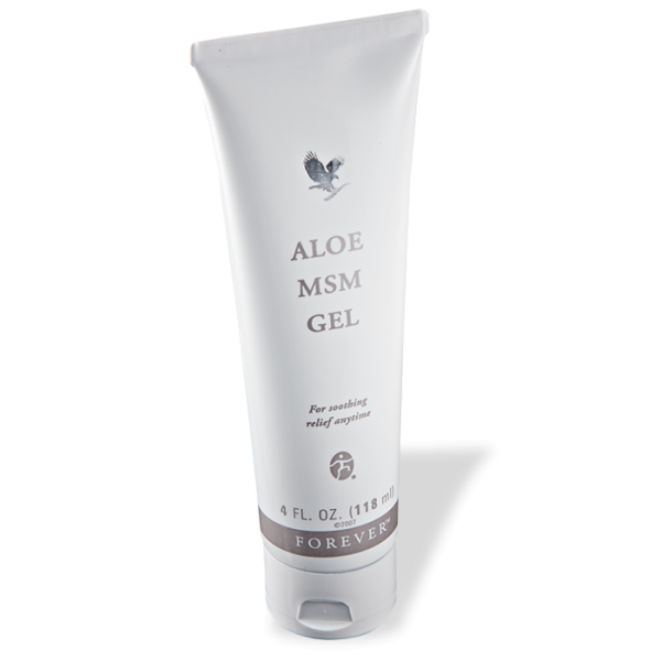 Aloe MSM Gel   118 ml