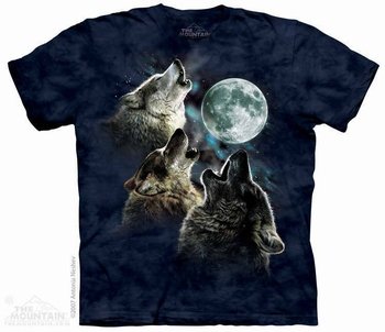3 Wolf Moon Blue  Per Stuk