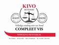 KIVO Compleet Vis 500 gram Verpakkingen 10 kg