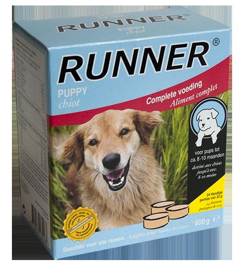 Runner Puppy 6 kg