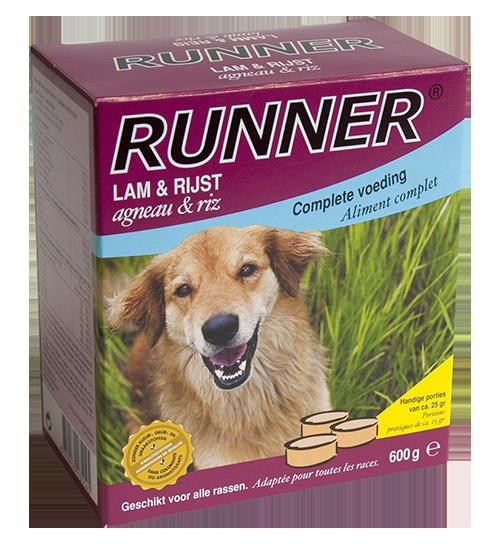 Runner Lam & Rijst 6 kg