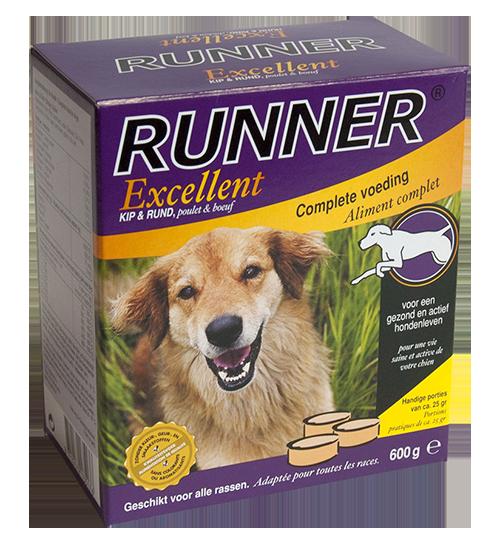 Runner Excellent Kennel Verpakking 10 kg