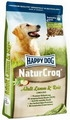 Happy Dog Natur- Croq Lam & Rijst 15 kg