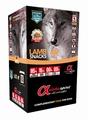Alpha Spirit Dogsnack Lam 35 Gram