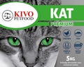 Kivo Kat Kitten/ Junior Premium  5 kg
