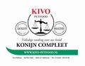 KIVO Compleet Konijn 500 gram Verpakkingen 10 kg