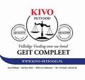 KIVO Compleet Geit 500 gram Verpakkingen 10 kg