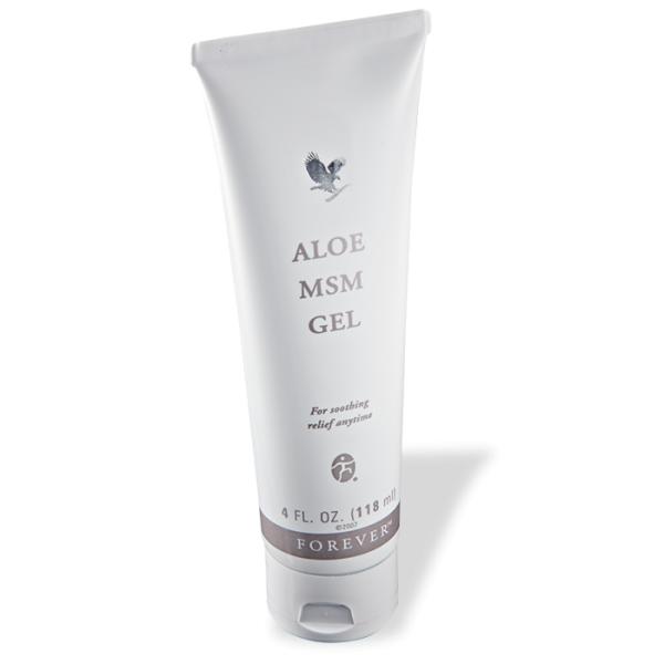Aloe MSM Gel  118 ml