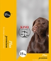 KIVO Plus Geëxtrudeerd brok 15 kg