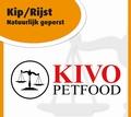 KIVO Kip & Rijst Natuurlijk Geperste Brok 15 kg