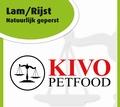 KIVO Lam & Rijst Geperste Brok 15 kg