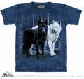 Black & White Wolves Per Stuk