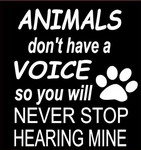 Be a voice 4 animals